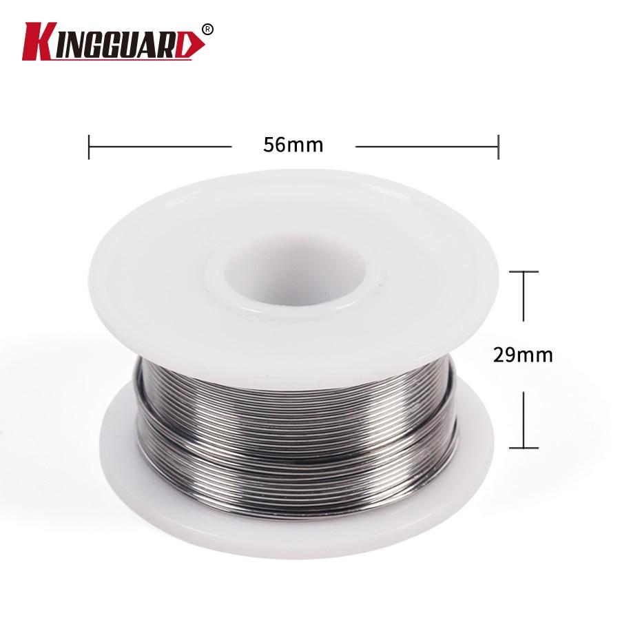 Hot Tin Lead Solder Core Flux Soldering Welding Solder Wire Spool ...