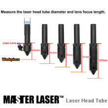 Лучшее качество крепление для лазерного объектива для CO2 станок для лазерной резки лазерная головка 21 мм