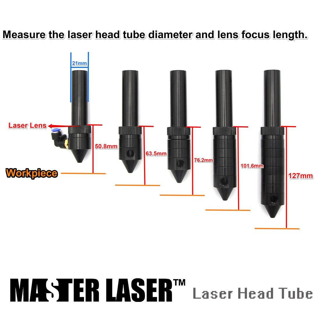 2017 Best Quality  Laser Lens Mount For CO2 Laser Cutting Machine Laser Head 21mm