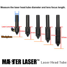 2017 Best Quality Laser Lens Mount for CO2 Laser Cutting Machine Laser Head 21mm(China)