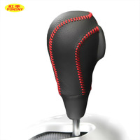 Gear Cover Case For Renault Koleos Gear Cover Gear Shift Knob Cover Genuine Leather Hand Stitched