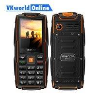 VKworld New Stone V3 Mobile Phone Waterproof IP68 2 4 Inch FM Radio 3 SIM Card