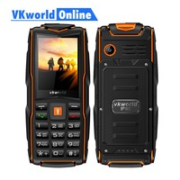 VKworld New Stone V3 Mobile Phone Waterproof IP68 2 4 Inch FM Radio 3 SIM Card