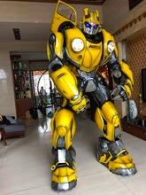 Bumblebee 1987 Indossabile Armatura Transformers Cosplay Indossabile Armatura per Optimus Prime E Megatron