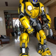 Transformers Armor Bumblebee Cosplay Optimus-Prime Megatron And 1987 Wearable