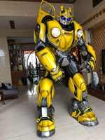 Bumblebee 1987 Wearable Rüstung Transformatoren Cosplay Wearable Rüstung für Optimus Prime und Megatron
