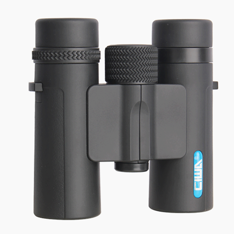 CIWA vida impermeable caza prismáticos NO visión nocturna rey diámetro pupila prismáticos 10X26 al aire libre telescopio ocular