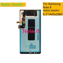 NOTE Touch LCD Screen