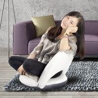 76cmx48cmx7cm Folding Chair Single Sofa Bed Creative Fashion No Legs Folding Floor Chair Float Window Chair