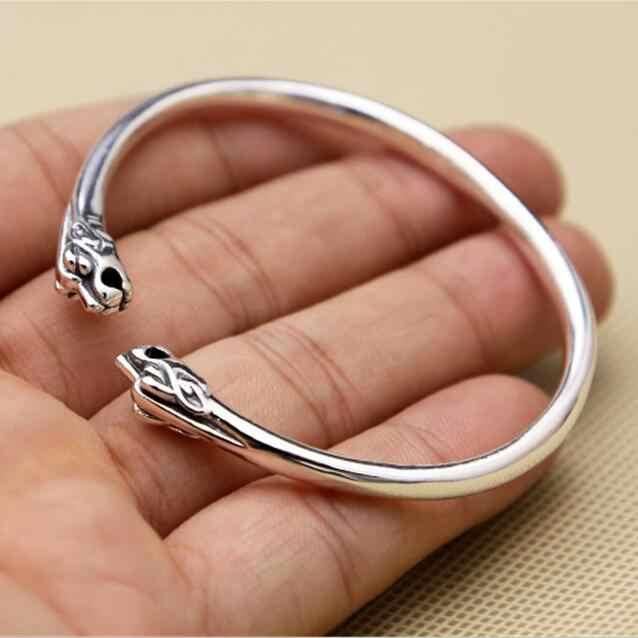 Narrow Band Cuff Bangle Bracelet Men