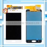 Guaranteed 100 1pcs HH For Samsung Galaxy A3 2016 A310 A310F LCD Display Touch Screen Digitizer