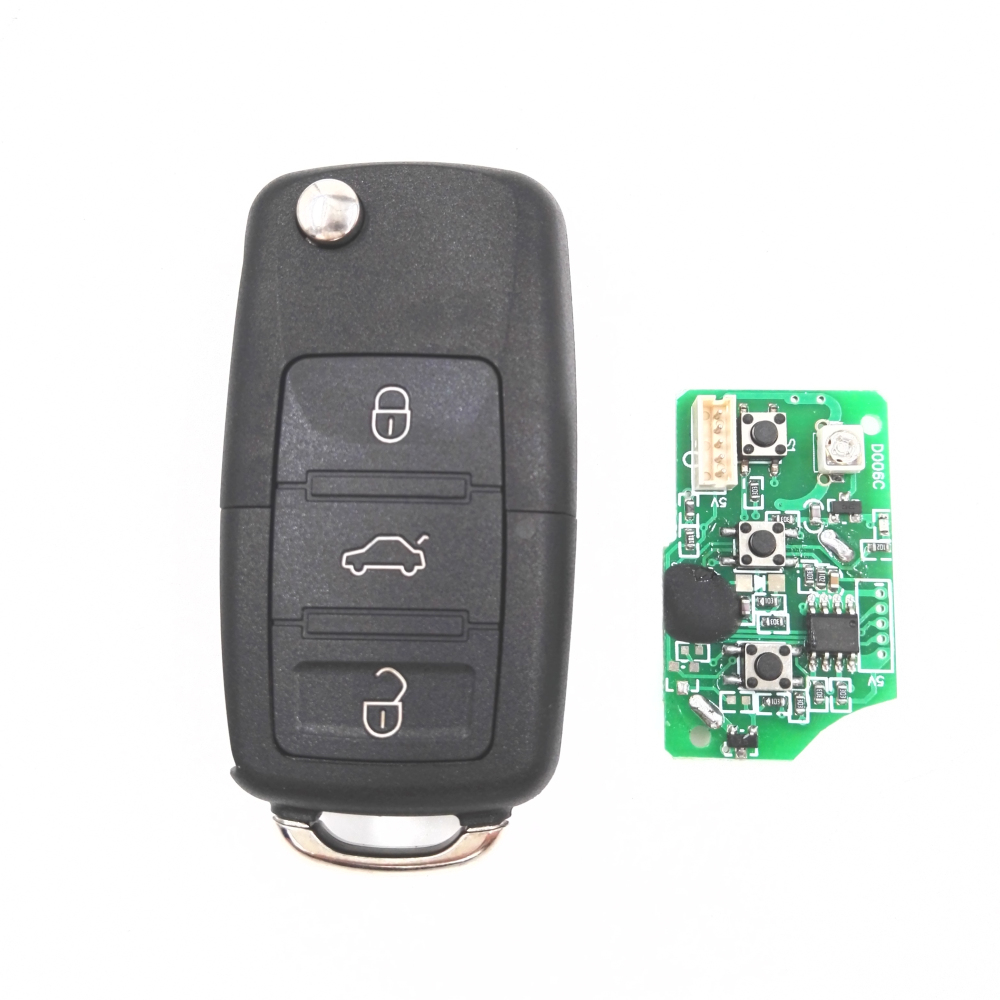 5pcs lot Auto remote control 3 Button Remote Key Copier Model A Fixde Code Model A