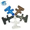 Self Defense Supplies Proteção de Segurança Pessoal de Auto-defesa Stinger Duron Broca Fácil Ferramenta de Proteção de Transporte De Plástico De Nylon