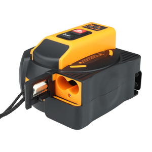 Image 5 - Sndway laser medidor de distância range finder 40 m 60 m laser fita medida digital retrátil 5m laser rangefinder régua ferramenta de pesquisa
