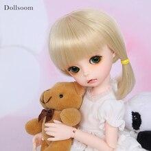 AImd 2,6 Amellia BJD muñecas de resina SD, juguetes para niños, amigos, regalo sorpresa para niños, niñas, cumpleaños