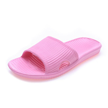 Summer Shoes Woman Slippers Bathroom Non-slip Women Indoor & Outdoor Family Men Pantufas