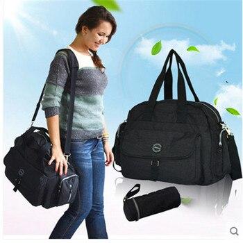 Diaper bag set MultiFunction Mommy Bag Baby Diaper Nappy Shoulder Storage Tote Handbag Set New
