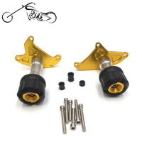 New Arrival Motorcycles Parts Modified Cnc Aluminum Alloy Engine Protection Anti Drop Bar For Honda MSX125