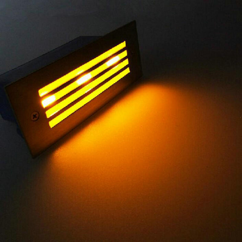 floor lighting led. 3x2w 6w led underground lamps buried lighting project dc12v ip67 terrace light recessed floor led r