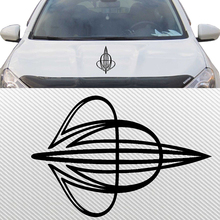 Pinstripe Hot Rod Truck Caravan 4x4 Sticker Hood Decals Rear Window Car Sticker Vinyl Decal spider web hood rear window auto car vinyl decal stickers