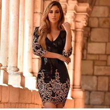 1b40c35af971c Galeria de red carpet black dress por Atacado - Compre Lotes de red ...