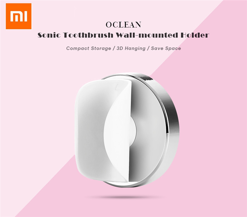 Xiaomi Oclean Replacement Brush Head For Oclean Air Electric Toothbrush 2pcs /Oclean Air Wall-mounted Holder Z2Xiaomi Oclean Replacement Brush Head For Oclean Air Electric Toothbrush 2pcs /Oclean Air Wall-mounted Holder Z2