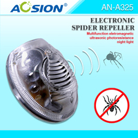 Aosion Pest Control Reject Electromagnetic Waves Ultrasonic With Night Light Mosquitoes Mouse Rats Repeller