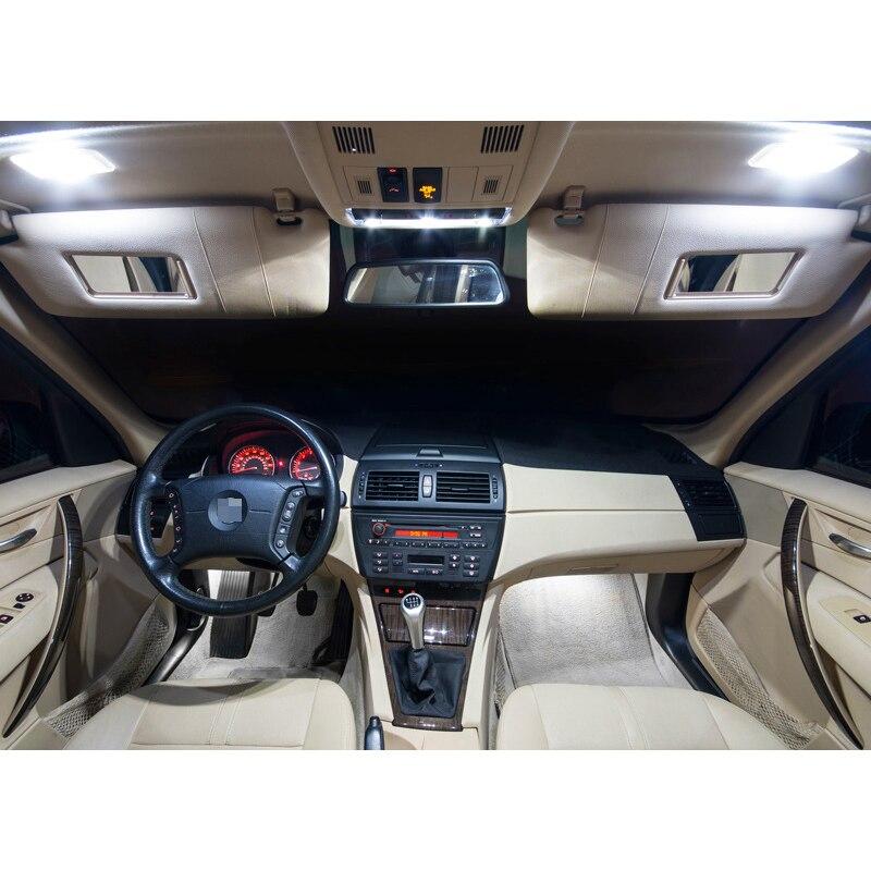 XIEYOU 13бр LED Canbus интериорни осветителни - Автомобилни светлини - Снимка 3
