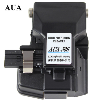 O envio gratuito de cortador de cabo máquina de solda especial faca de corte, cortador de fibra óptica. AUA-30S FIber Cleaver