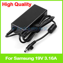 19 v 3.16A AC power Adapter AD 6019 Voor Samsung Laptop Charger ATIV Boek NP270E5E NP300E5A NP300E5C NP355V5C NP3445VX NP350E5C