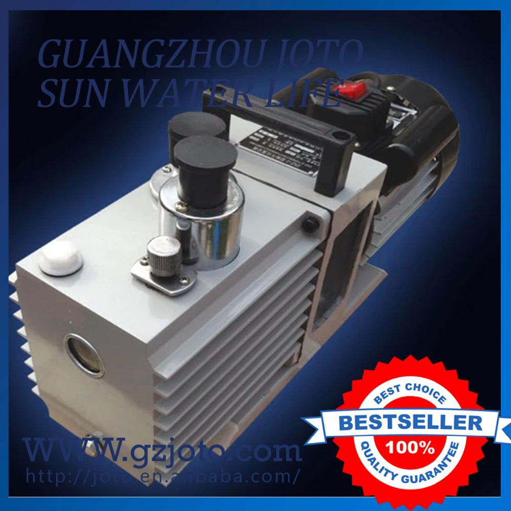 Stainless Steel High Speed Direct Drive Rotary Vane 2XZ-0.5 vacuum pump  цены