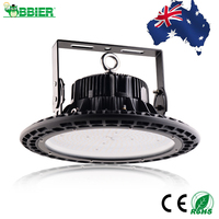 Industrial UFO LED High Bay Light with bracket 100W 150W 200W 240W LED Highbay Light IP65 Led Mining Light Industrial Lamps