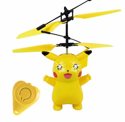 Minion RC Helicopter Aircraft Mini drone 1
