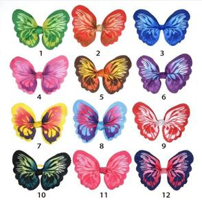 Image 2 - 100pcs Dog hair accessories  Butterfly design Dog Pet hair bows Rubber bands Pet grooming products Fashion Pet Supplies