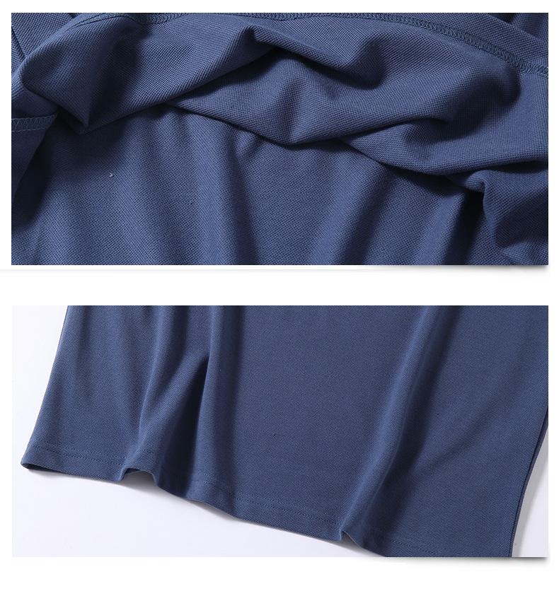 2018 Summer Men Polo Shirt Brand Clothing Pure Cotton Men Business Casual Male Polo Shirt Short Sleeve Breathable Polo Shirt 5XL 6