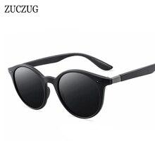 ZUGZUG Design Classic Retro Rivet Polarized Sunglasses Men W
