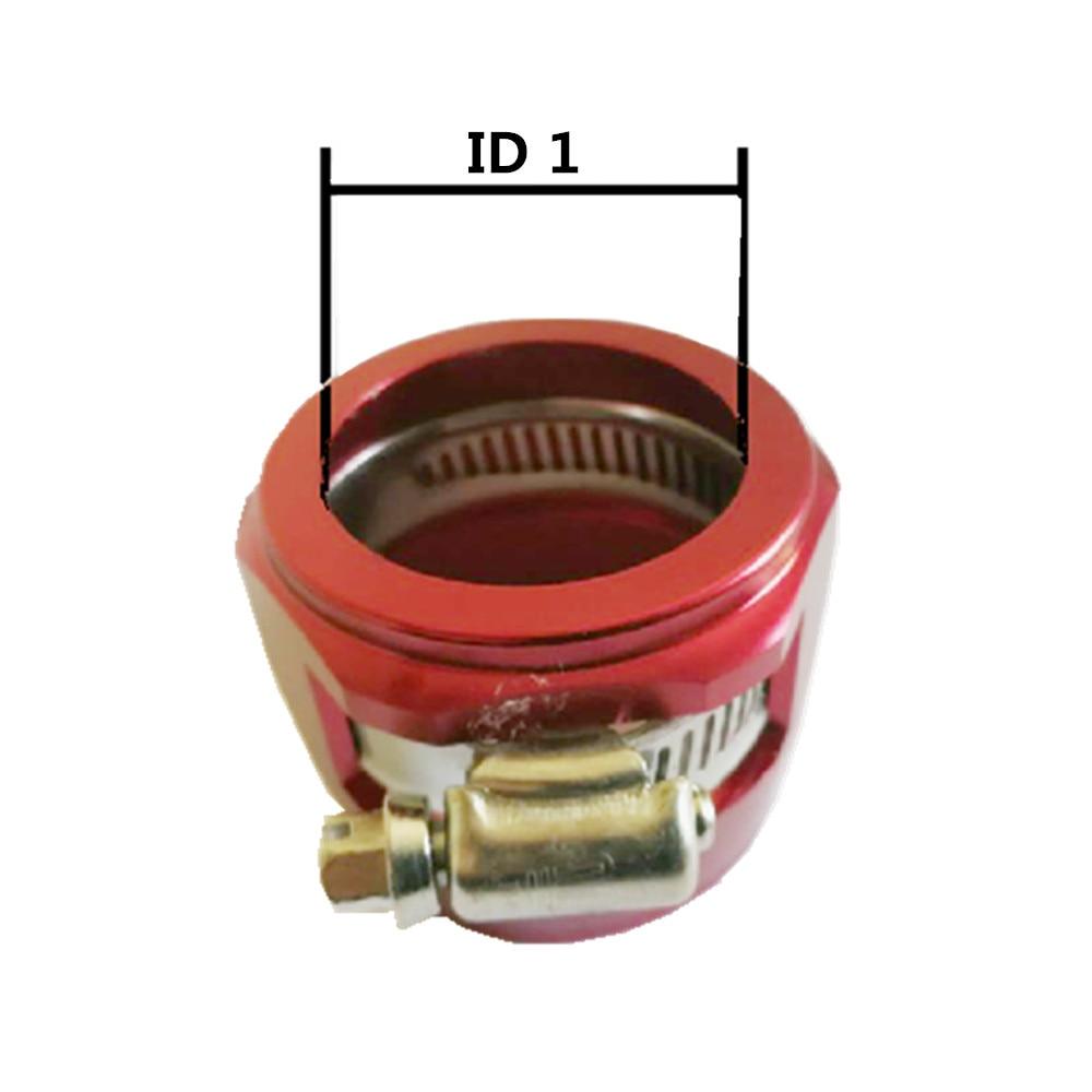 24AN 24AN AN24 с шестигранной отделочники зажимы для топливного шланга Алюминий