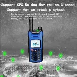 Image 3 - 2019 nowy telefon na kartę sim BAOFENG Walkie Talkie 8W 50KM GPS GSM WCDMA 4G LTE CB Ham stacja radiowa HF Transceiver Woki Toki