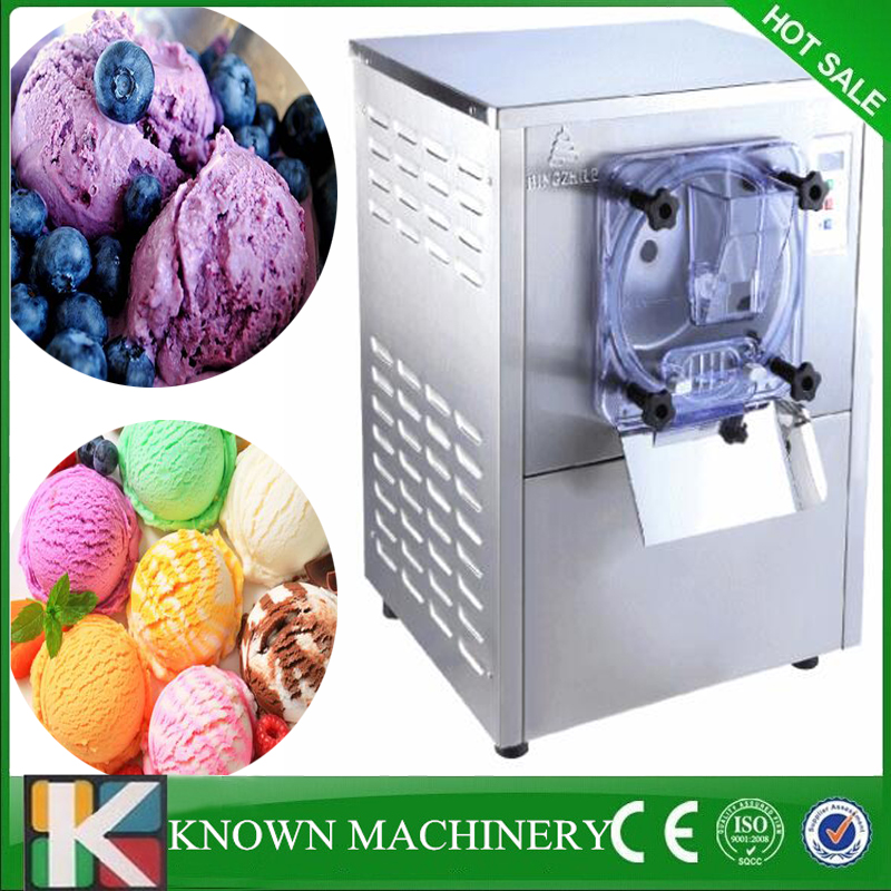 Intelligent type computer control panel Desktop Hard fruits Ice Cream Maker Ice Cream making Machine|ice cream maker|ice cream making machine|fruit ice cream maker - title=