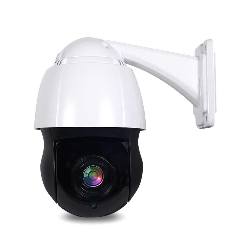 150 m IR vision 36x zoom 5MP full HD haute vitesse dôme caméras P2P Onvif 5MP en temps réel IP CCTV caméras POE alimentation caméras PTZ