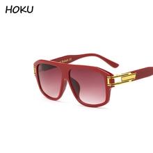 Здесь можно купить  HOKU New Fashion Sunglasses Men Brand Designer Sun Glasses Women Celebrity Hip Sunglasses Superstar Male UV400 Shades W251  Apparel Accessories