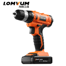 21V Reversible Rechargeable Lithium Battery Cordless Electri