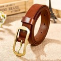 Free shipping/ leather belt for woman/wlb029-31/Genuine leather /fashion strap/retail or wholesale/Retro/All-match/2014 new