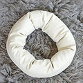 1Pc New Cute 4 PC Newborn Photography Basket Filler Wheat Donut Posing Props Baby Pillow