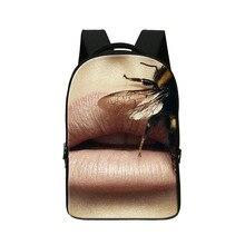 Персонализированные женская компьютер рюкзак сумка Прохладный Ноутбук Рюкзаки для колледжа мешок школы для девочек, Mochila для Высокого Класса студент