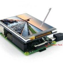Cheaper SIV Brand New 3.5 inch TFT LCD 320*480 Touch Screen Display Module for Raspberry Pi 2 B+ B