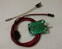 SWMAKER Upgrade Reprap 3D Printer PT100 Amplifier Board PT100 Temperature Sensor Cable Kit For V6 Hot