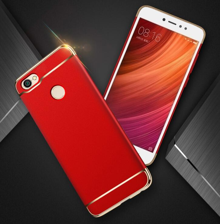 Ultra Thin Plating Frame Hard Cover For <font><b>Xiaomi</b></font> Redmi Note 5A 2GB 16GB/ Redmi Note 5A 32GB <font><b>64GB</b></font> Redmi Note <font><b>8</b></font> Pro Back Case Funds image