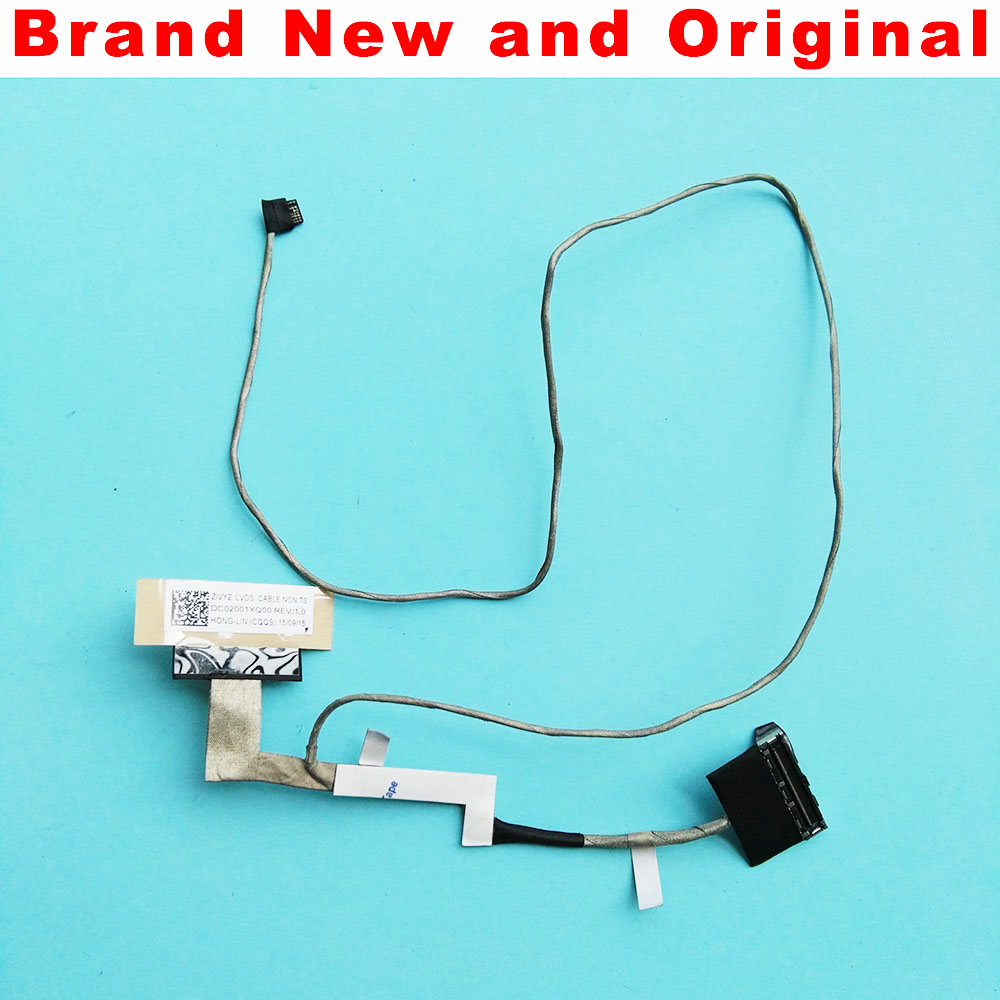 Computer & Office United New For Lenovo Ideapad U430 U430p Dd0lz9lc020 Dd0lz9lc020 Lz9 Non Touch Coaxial Led Lcd Screen Lvds Video Display Cable High Quality
