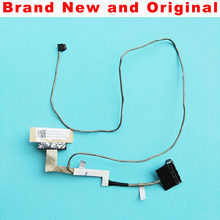 Nieuwe Originele ZIVY2 LVDS KABEL Voor LENOVO IdeaPad Y50 Y50-70 LCD LED Flex Kabel 30Pin Geen Touch Screen Display Kabel DC02001YQ00(China)